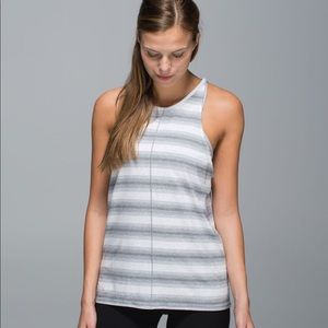 Lululemon Striped Tank Top Size 4